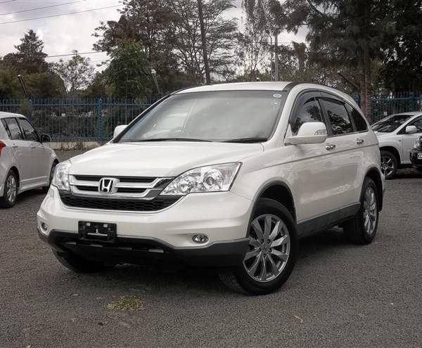 Honda Crv Hire Kisumu