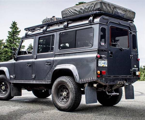 Land Rover Defender Hire Kisumu