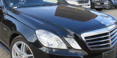 Mercedes Benz E Class Hire Kisumu