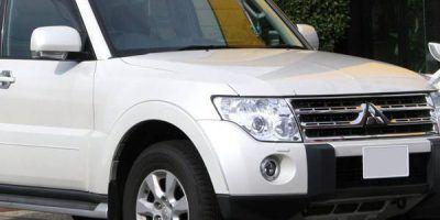 Mitsubishi Pajero Hire Kisumu