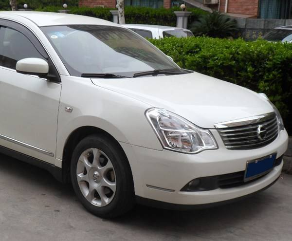 Nissan Bluebird Sylphy Hire Kisumu
