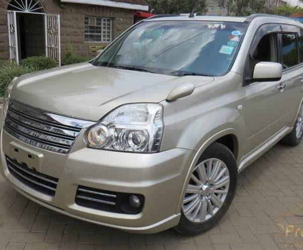 Nissan Xtrail Hire Kisumu