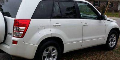 Suzuki Grand Vitara Hire Kisumu