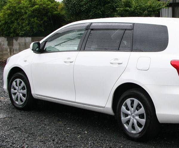 Toyota Corolla Fielder Hire Kisumu