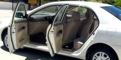Toyota Corolla Nze Hire Kisumu