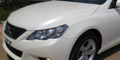 Toyota Mark X Hire Kisumu