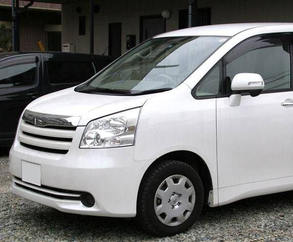 Toyota Noah Hire Kisumu