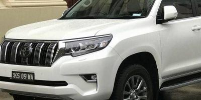 Toyota Prado Hire Kisumu