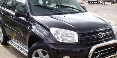 Toyota Rav4 Hire Kisumu