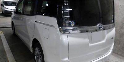 Toyota Voxy Hire Kisumu
