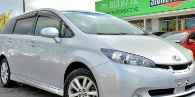 Toyota Wish Hire Kisumu