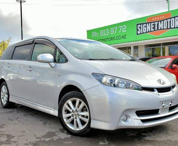 Toyota Wish Hire Kisumu