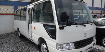 Coaster Bus Hire Kisumu