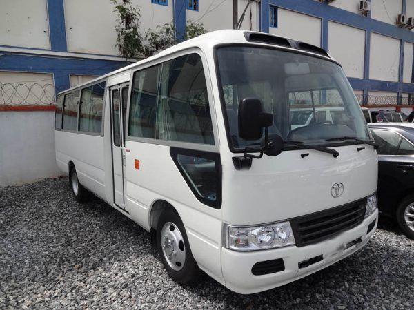 Coaster Bus Hire Kisumu